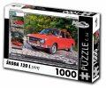 Puzzle ŠKODA 120 L (1979) - 1000 dílků - Puzzle Retro auta