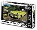 Puzzle WARTBURG 311/1000 (1963) - 1000 dílků - Puzzle Retro auta