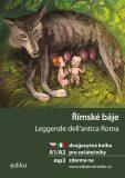 Římské báje Leggende dell'antica Roma - Valeria De Tommaso