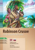 Robinson Crusoe A1/A2 - Daniel Defoe, ...