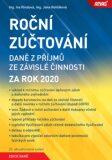 Roční zúčtování daně z příjmů ze závislé činnosti za rok 2020 - Iva Rindová, Rohlíková Jana