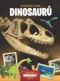 Rozkládací atlas Dinosauři - YoYo Books