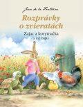 Rozprávky o zvieratách - Zajac a korytnačka - Jean de La Fontaine