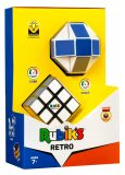 Rubikova kostka sada retro (snake + 3x3x3) - Rubik´s