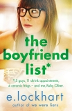 Ruby Oliver 1: The Boyfriend List - E. Lockhartová