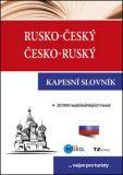 Rusko-český česko-ruský kapesní slovník - TZ-one