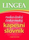 Rusko-český, česko-ruský kapesní slovník - Lingea