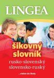 Rusko-slovenský slovensko-ruský šikovný slovník - Lingea