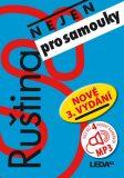 Ruština nejen pro samouky - nové 3.vydání - Věra Nekolová, ...