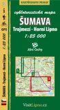 Šumava - Trojmezí, Horní Lipno - cykloturistická mapa č. 3 /1:25 000 - neuveden