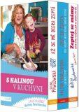 S Halinou v kuchyni - dárkový box (komplet) - ...