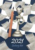 Šachový diář 2021 - David Kaňovský