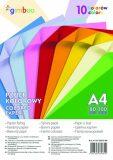 Sada barevných papírů A4 80 g/m2, 100 listů, mix barev - neuveden