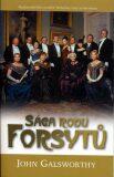 Sága rodu Forsytů - brožovaný - John Galsworthy