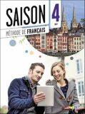 Saison 4 Učebnice - kolektiv autorů