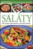 Saláty 405 nových vyzkoušených a chutných receptů - Alena Winnerová