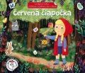 Samolepková knižka Červená Čiapočka - JIRI MODELS SLOVAKIA