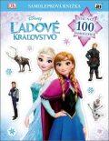 Samolepková knižka Ľadové kráľovstvo - JIRI MODELS SLOVAKIA