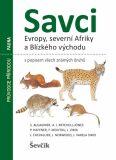 Savci Evropy, severní Afriky a Blízkého východu - S. Aulagnier, P. Haffner, ...