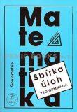 Sbírka úloh z matematiky pro gymnázia - Goniometrie - Oldřich Odvárko