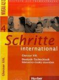 Schritte international 4: paket učebnice + pracovní sešit vč. CD + slovníček CZ - Silke Hilpert