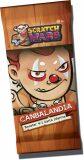 Scratch Wars: Canbalandia - Booster flowpack/4+1 karta -