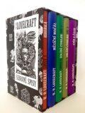 Sebrané spisy H. P. Lovecrafta BOX - Howard P. Lovecraft
