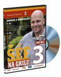 Šéf na grilu 3 - DVD - Zdeněk Pohlreich