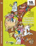 Senzační příběhy Čtyřlístku 2002 / 18. velká kniha - Ljuba Štíplová, ...