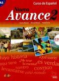 SGEL - Nuevo Avance 2 - učebnice + CD - Concha Moreno, ...