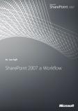 SharePoint 2007 a workflow - Jan Fajfr