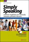 Simply Speaking + CD MP3 - Alena Kuzmová
