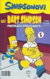 Simpsonovi - Bart Simpson 1/2014 - Postrach společnosti - Matt Groening