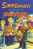 Simpsonovi Komiksová zašívárna - Matt Groening