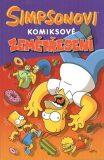 Simpsonovi Komiksové zemětřesení - Matt Groening