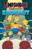 Simpsonovi Komiksový knokaut - Matt Groening