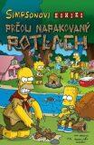 Simpsonovi - Prčou napakovaný potlach - Matt Groening