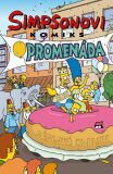 Simpsonovi komiks promenáda - Matt Groening