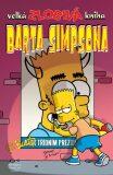 Simpsonovi - Velká zlobivá kniha Barta Simpsona - Matt Groening