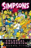 Simpsons Comics Colossal Compendium: Volume 5 - Matt Groening