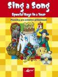 Sing a Song: Special Days in a Year + CD - Suska Agnieszka
