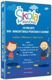 Škola písničkou - CD+DVD - NORTH VIDEO