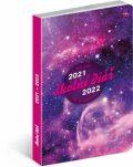 Školní diář Galaxy /září 2021 – prosinec 2022/ - Presco Group