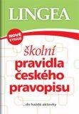 Školní pravidla českého pravopisu - kol.,