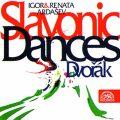 Slovanské tance pro čtyřruč.klavír - CD - Antonín Dvořák