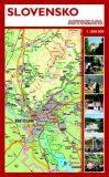 Slovensko - automapa 1: 500 000 - Mapa Slovakia