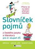 Slovníček pojmů z českého jazyka a literatury pro 2. stupeň ZŠ - František Brož