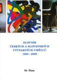 Slovník českých a slovenských výtvarných umělců 1950 - 2005 15.díl (St - Šam) - Petr Pavliňák