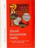 Slovník komunistické totality - František Čermák, ...