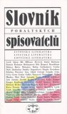 Slovník pobaltských spisovatelů - Pavel Štoll
